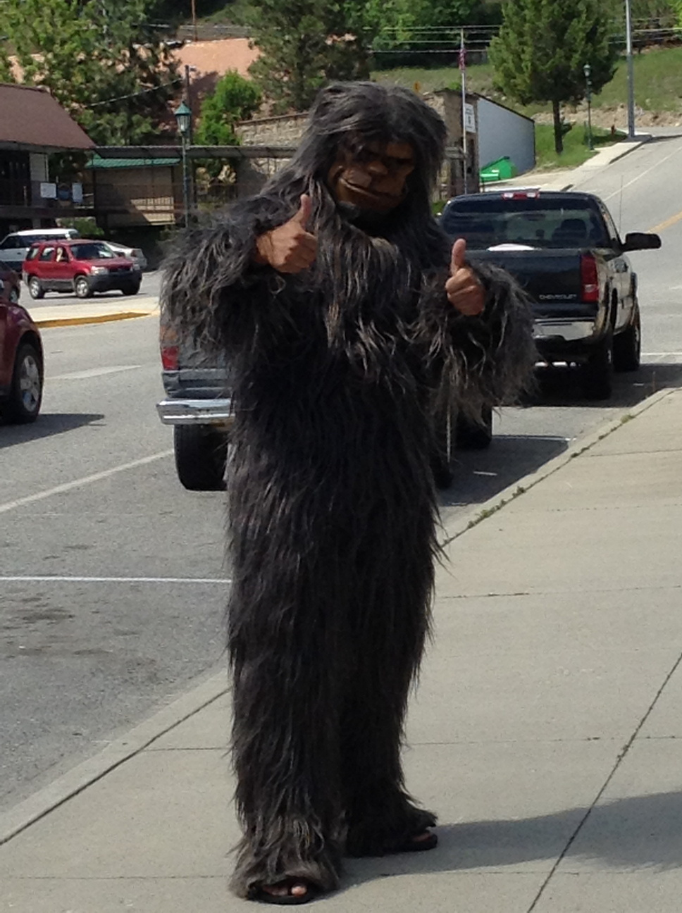 Republic Town Sasquatch