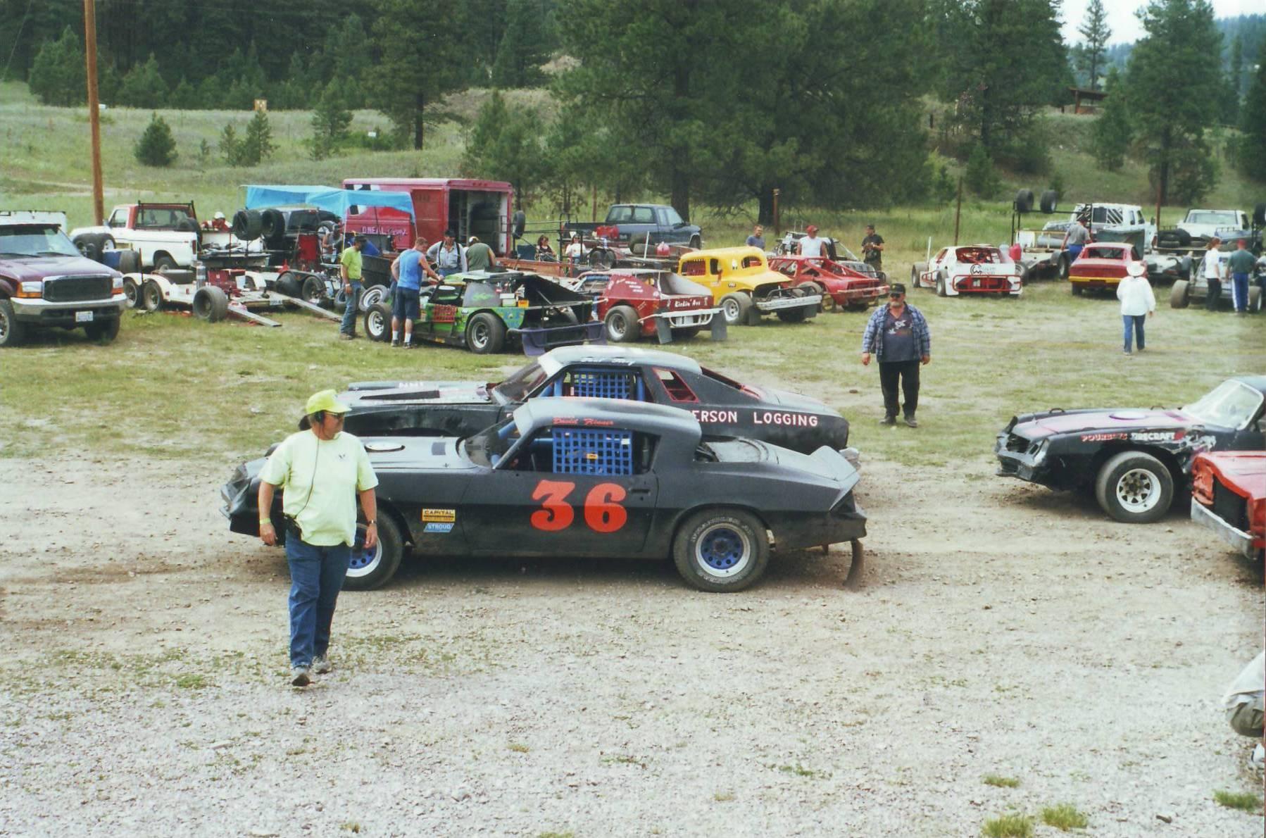 Eagle Track Raceway
