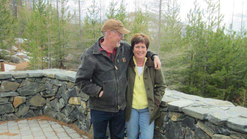 Karen and Dan Giebel, Republic residents