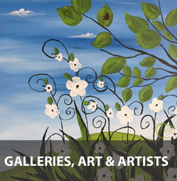 Galleries, Art and Artists