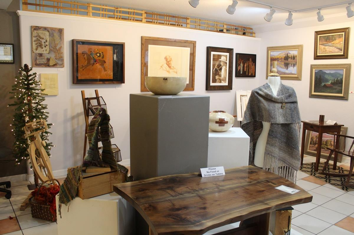 Gold Mountains Gallery