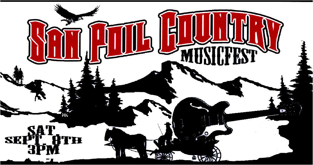 San Poil Country MusicFest