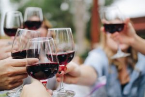 February Wine Tasting at the Brewery