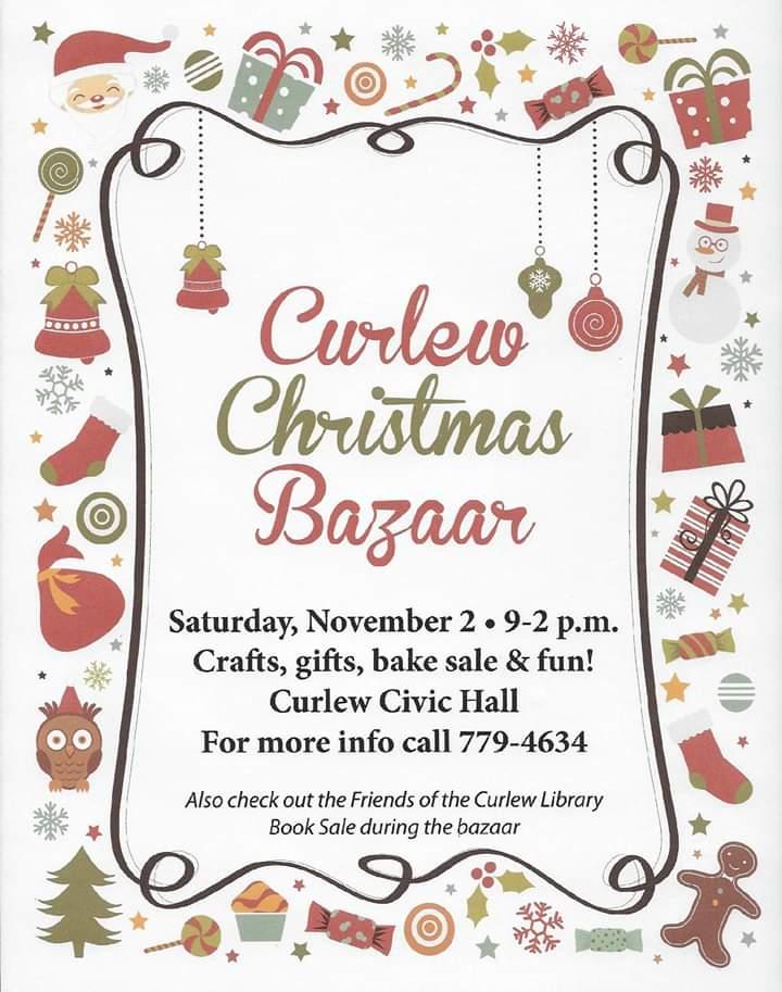 Curlew Christmas Bazaar